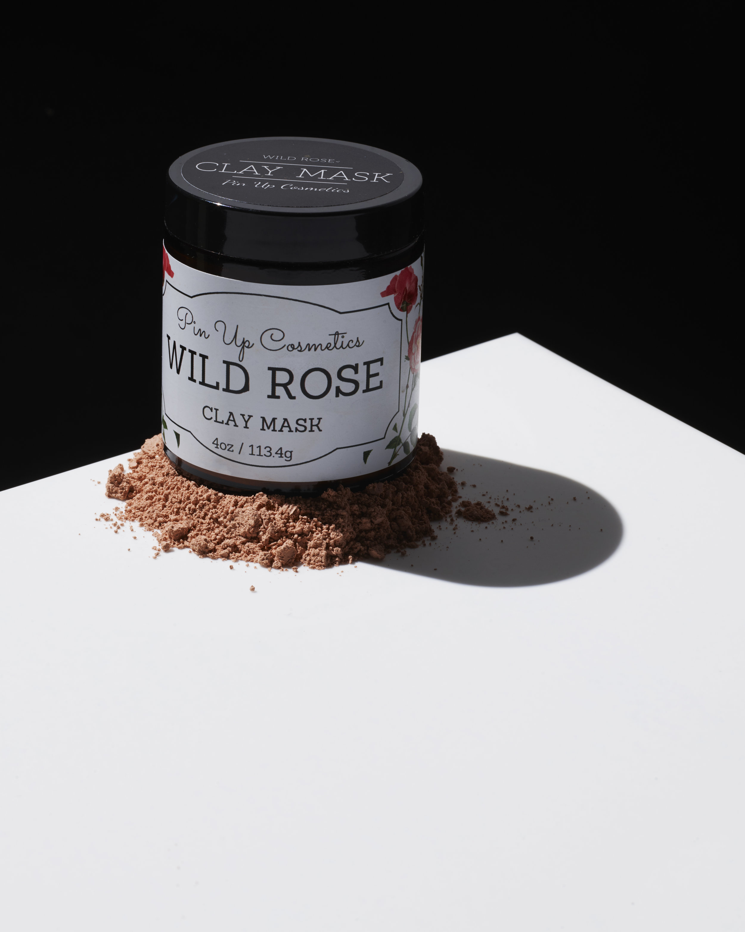"""Pin-Up CosmeticsWild Rose Clay Mask - What started as a need to get a new face mask quickly turned into """"holy grail"""" for one editor that when asked what masks they recommend, they immediately and indefinitely recommended the Pin Up Cosmetics Wild Rose Clay Mask. Plus with its easy pick-up from our local Rainbow Grocery, we stock piled this powder. The mask is made up of a few key (and only) ingredients: rose essential oil, roses, rose absolute, french clay, french rose clay, lavender essential oil. That's all. We suggest using this mask mid-day to lift and tighten your skins complexion. Be wary of leaving it on too long as it will stain your skin due to the rose absolute. Trial and tested.// Pin Up Cosmetics, Wild Rose Clay Mask, $20"""
