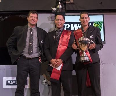 NZ Woolpressing Team