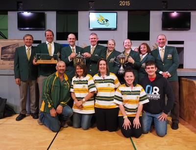 Australian team 2015