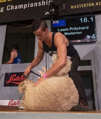 Leam Pritchard