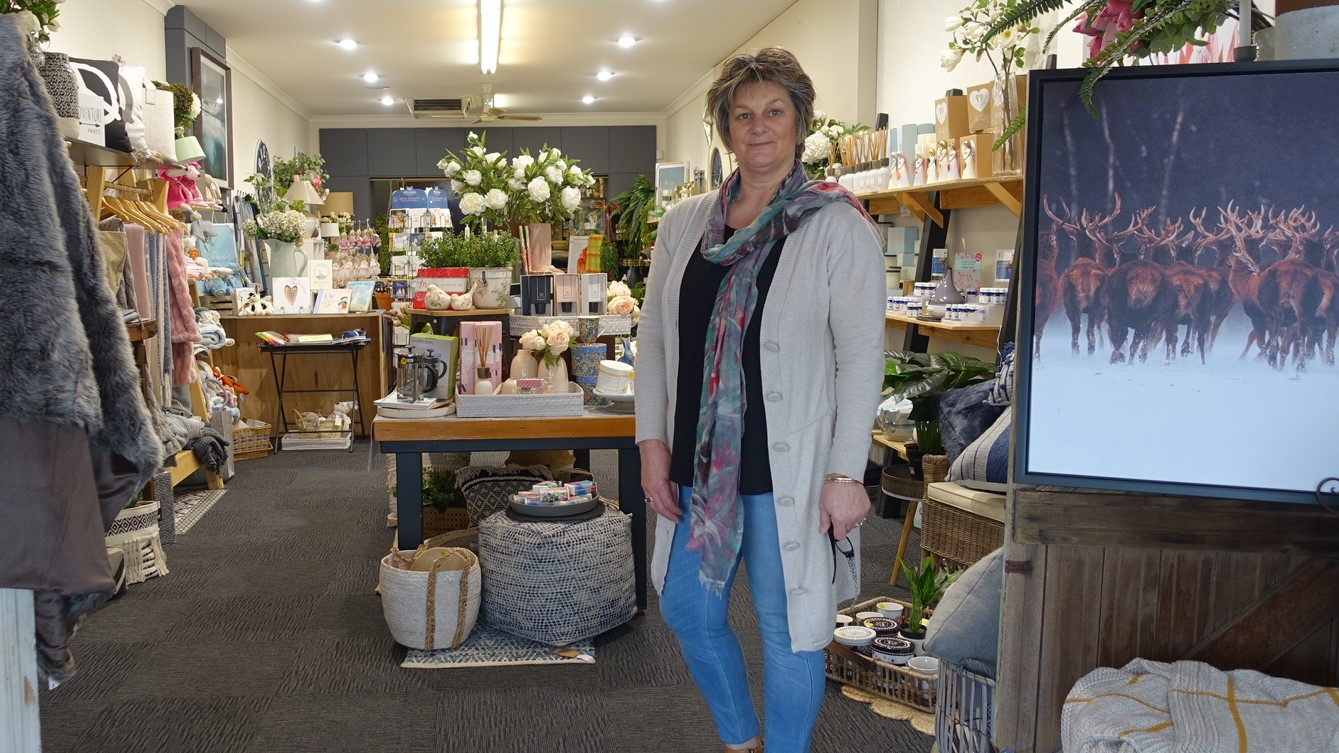 Helen Ward at H Homewares, Swan Hill, started publishing product photos daily on Instagram to drive more foot traffic in-store.