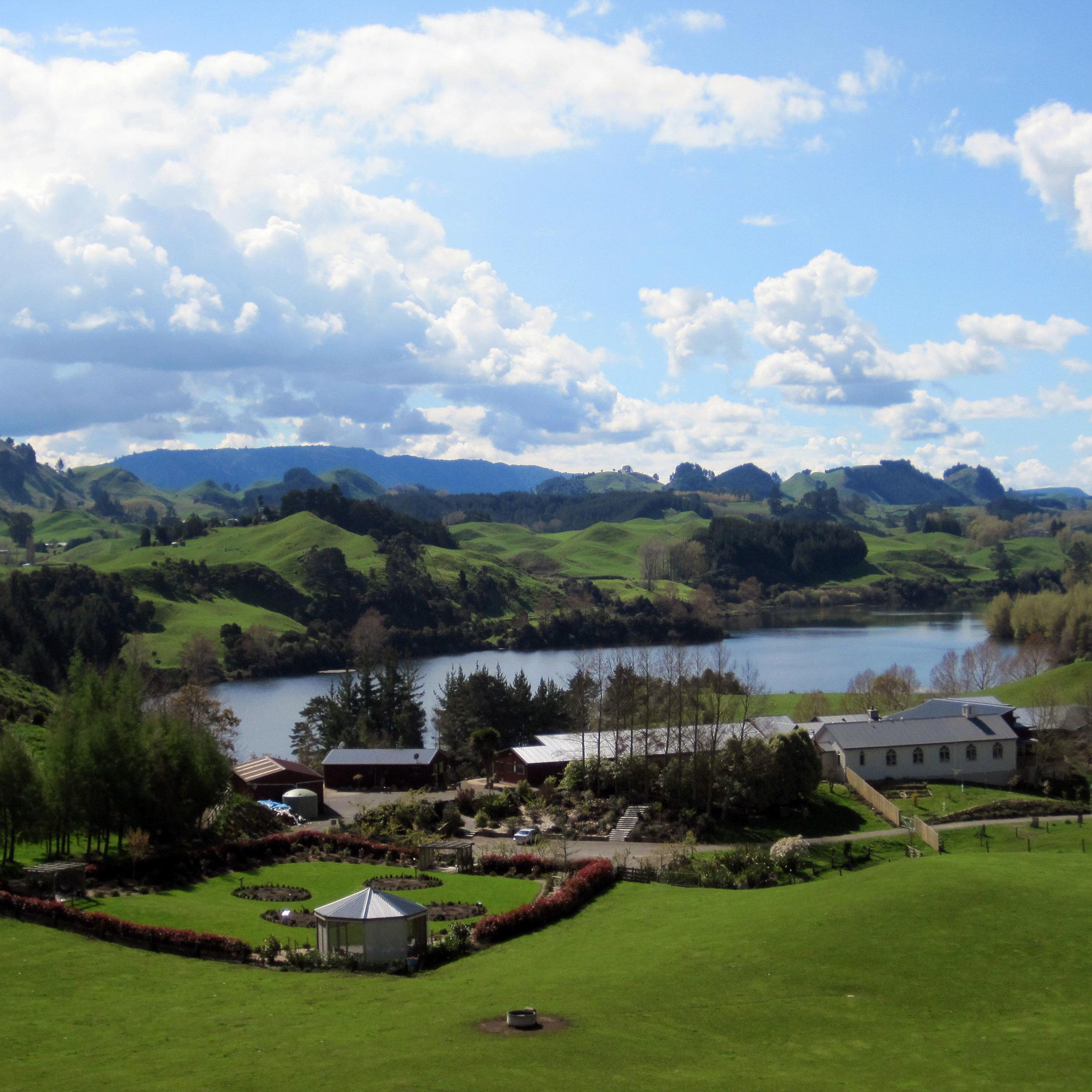 Ngakuru, New Zealand