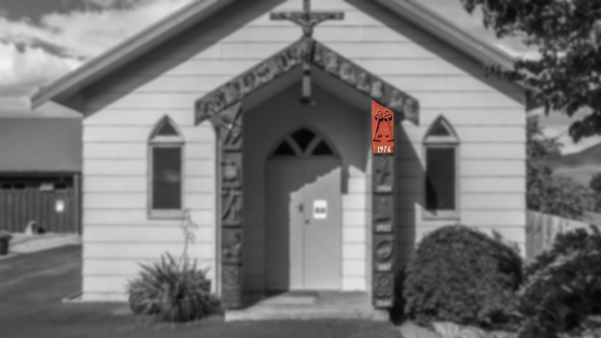 1976: The parish being served by New Zealand born diocesan clergy
