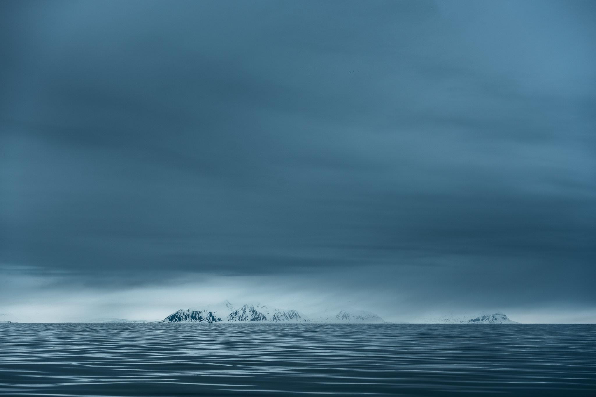 Svalbard Landscape Photographer