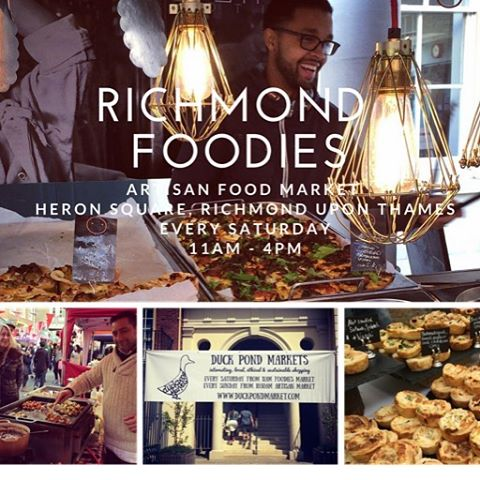 We will be at the Richmond Foodies event next Saturday, 18th February. Why not come and play?