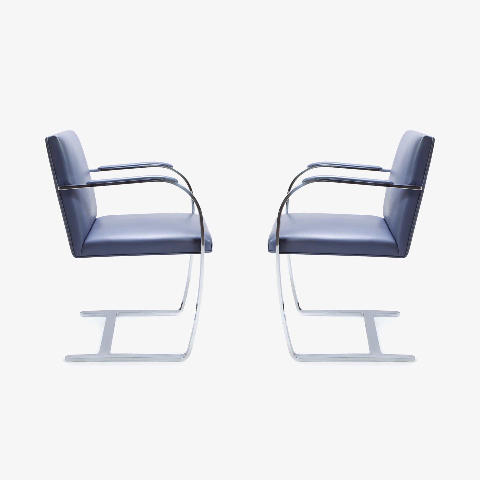 Brno Chairs in Navy Leather3.jpg