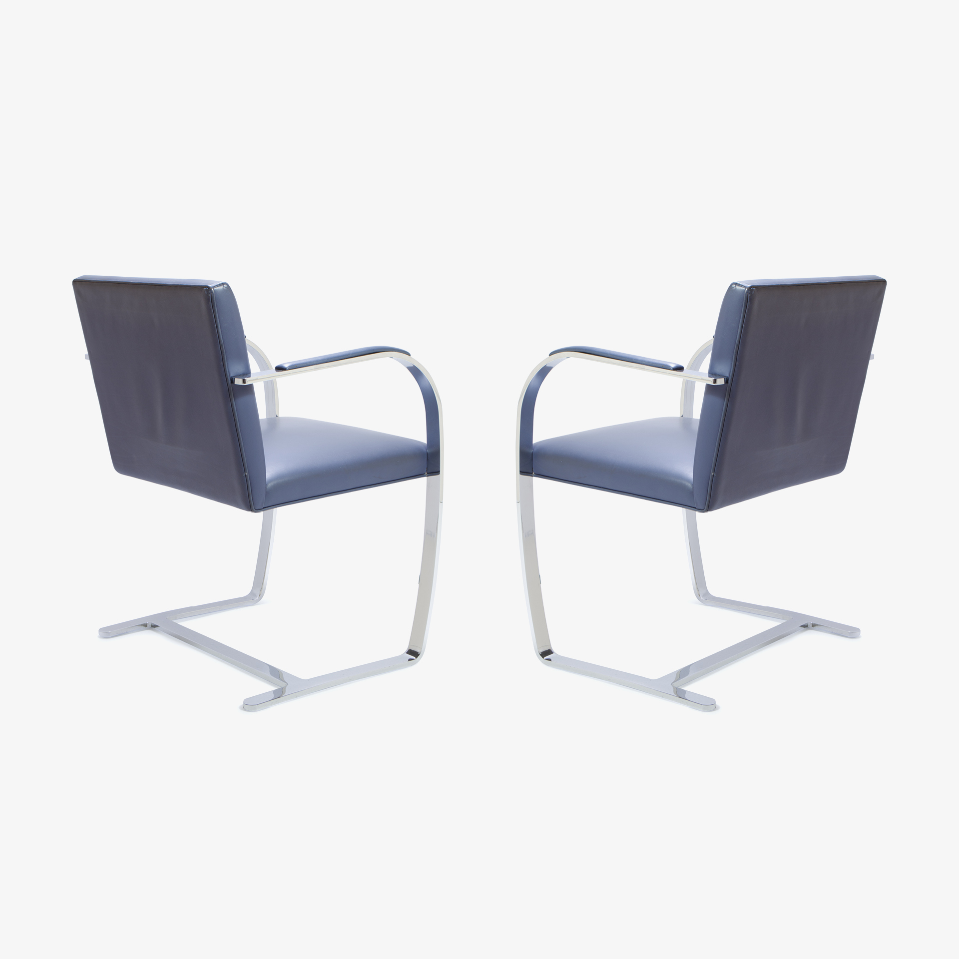 Brno Chairs in Navy Leather4.jpg