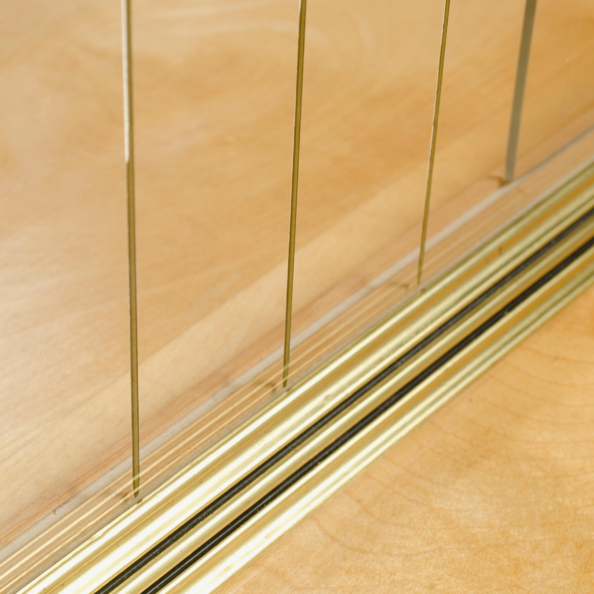 Maple & Walnut Biedermeier Style Bar Cabinet