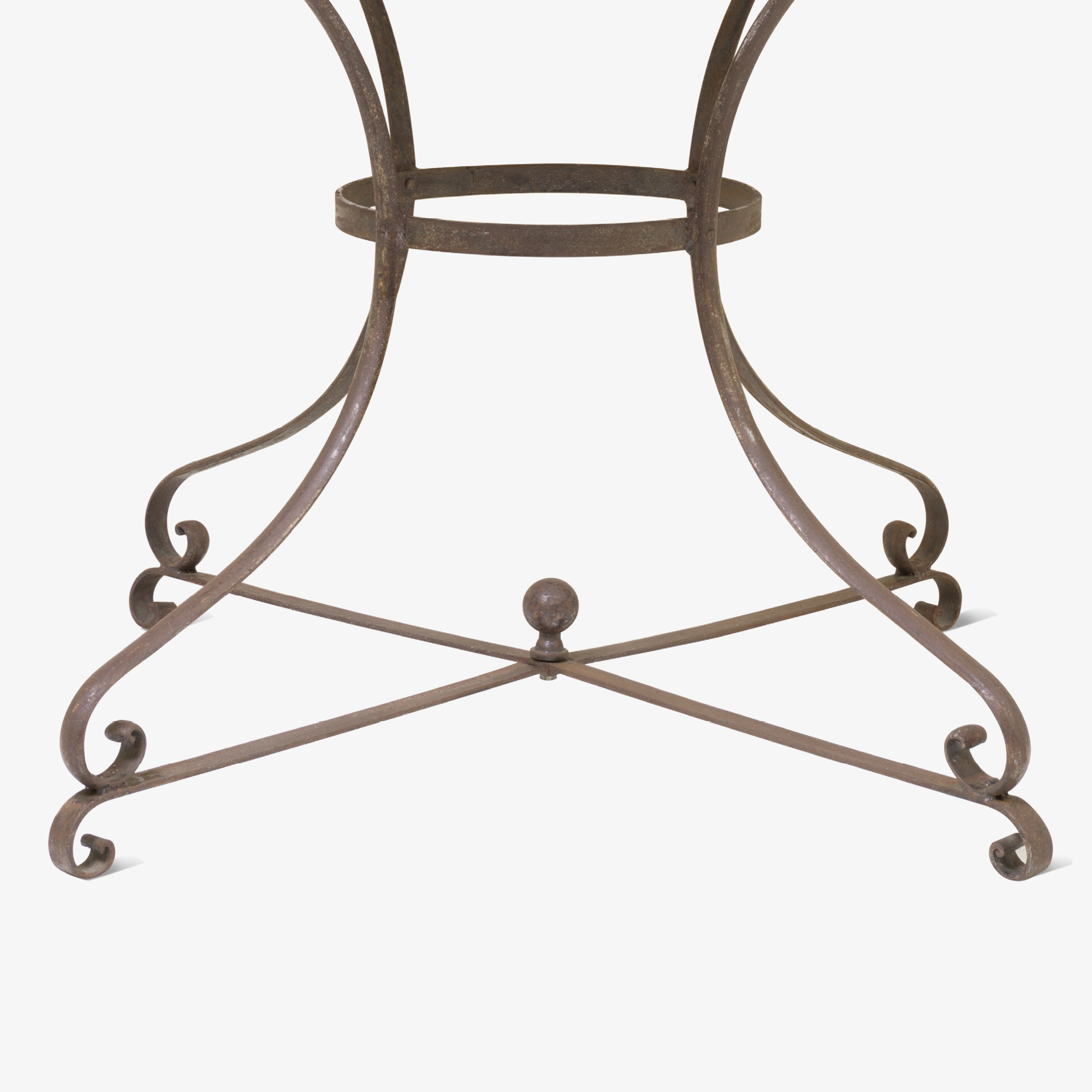 French Iron Gueridon Bistro Table2.png