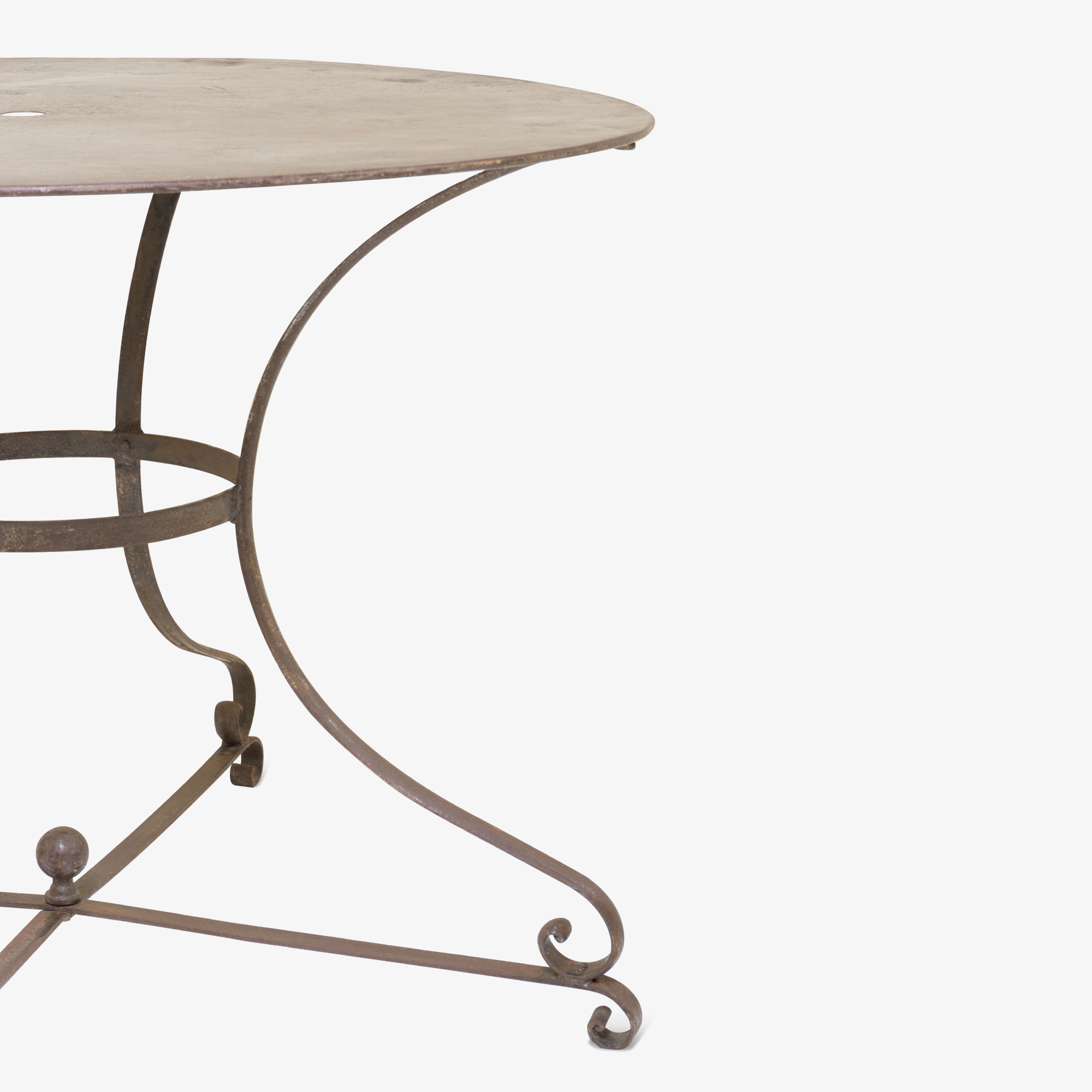 French Iron Gueridon Bistro Table3.png