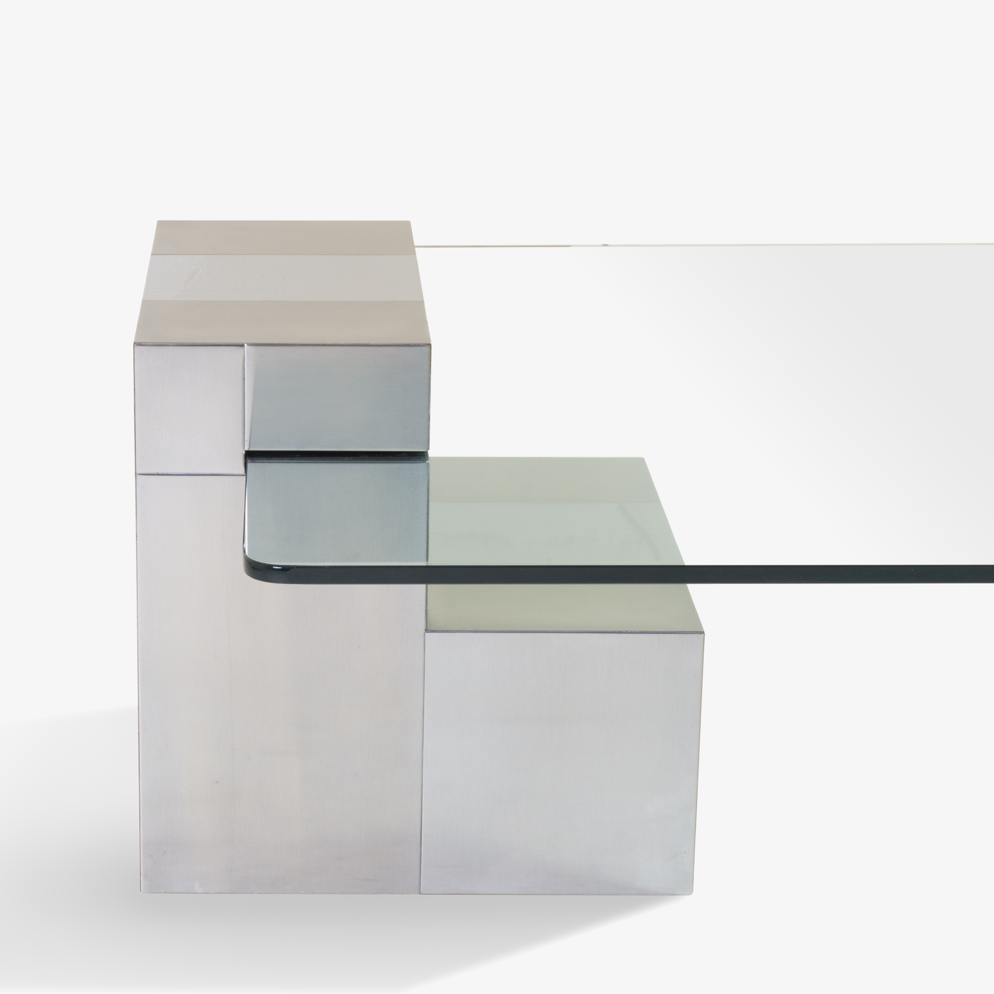 Paul Evans Cityscape Floating Cocktail Table