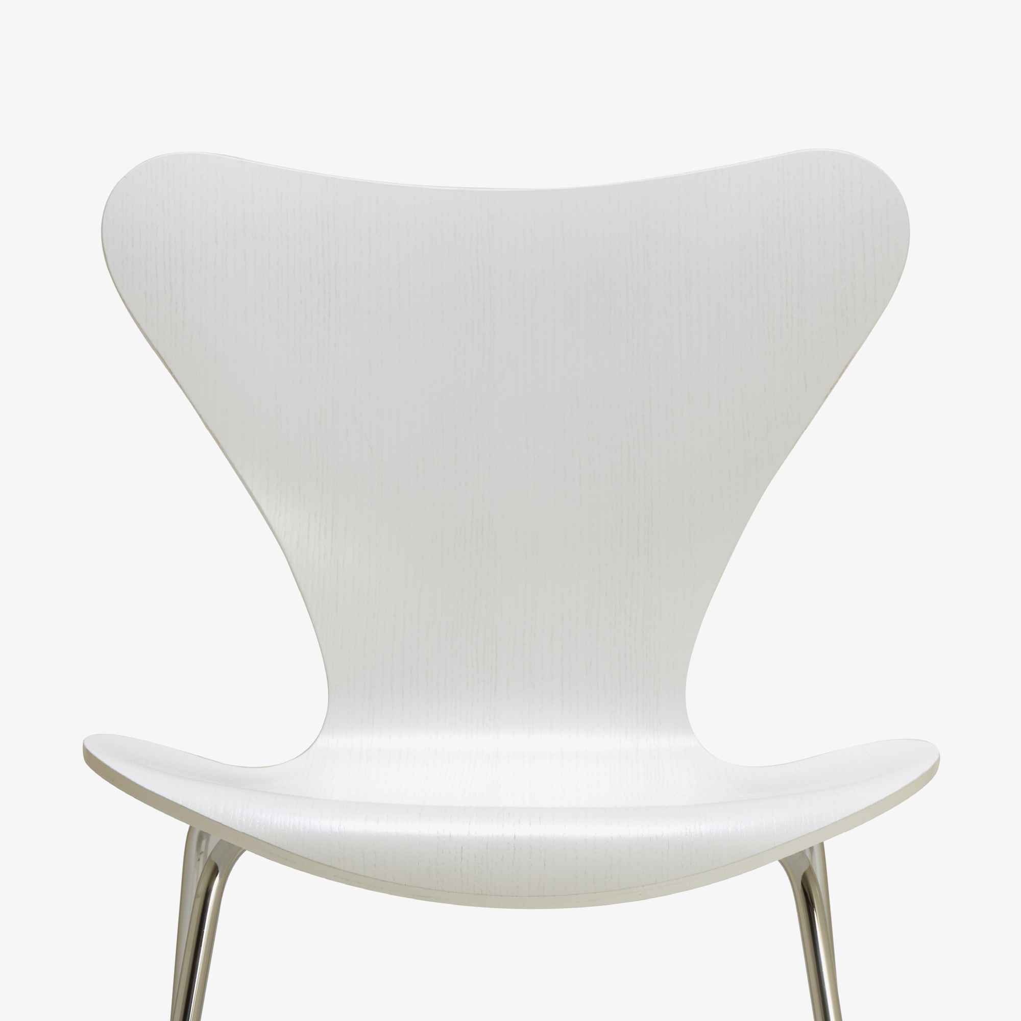 Series 7 Counter Stools in White Ash by Arne Jacobsen for Fritz Hansen, Set of 105.png