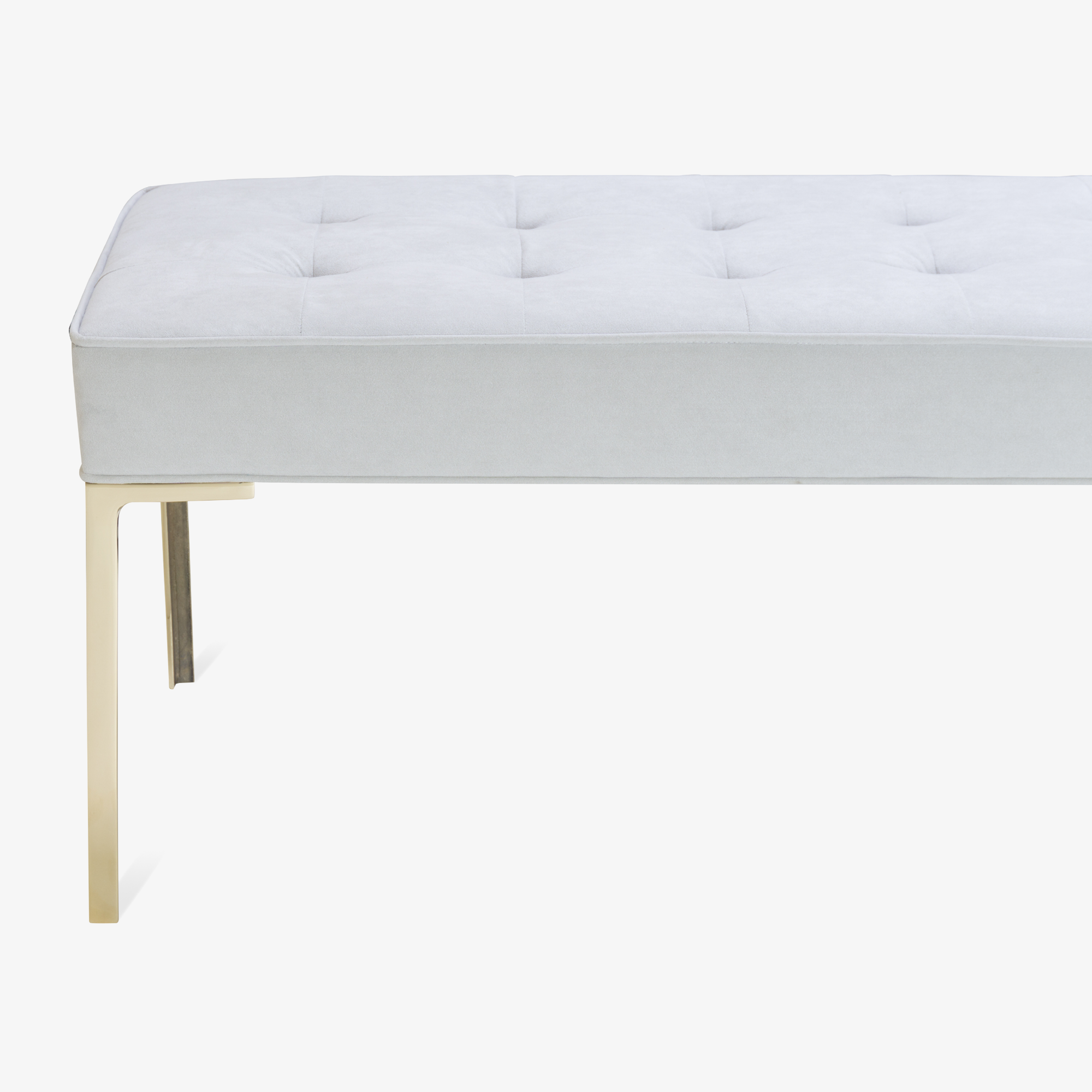 Astor 60%22 Tufted Brass Bench in Dove Luxe Suede (1 of 8)5.png