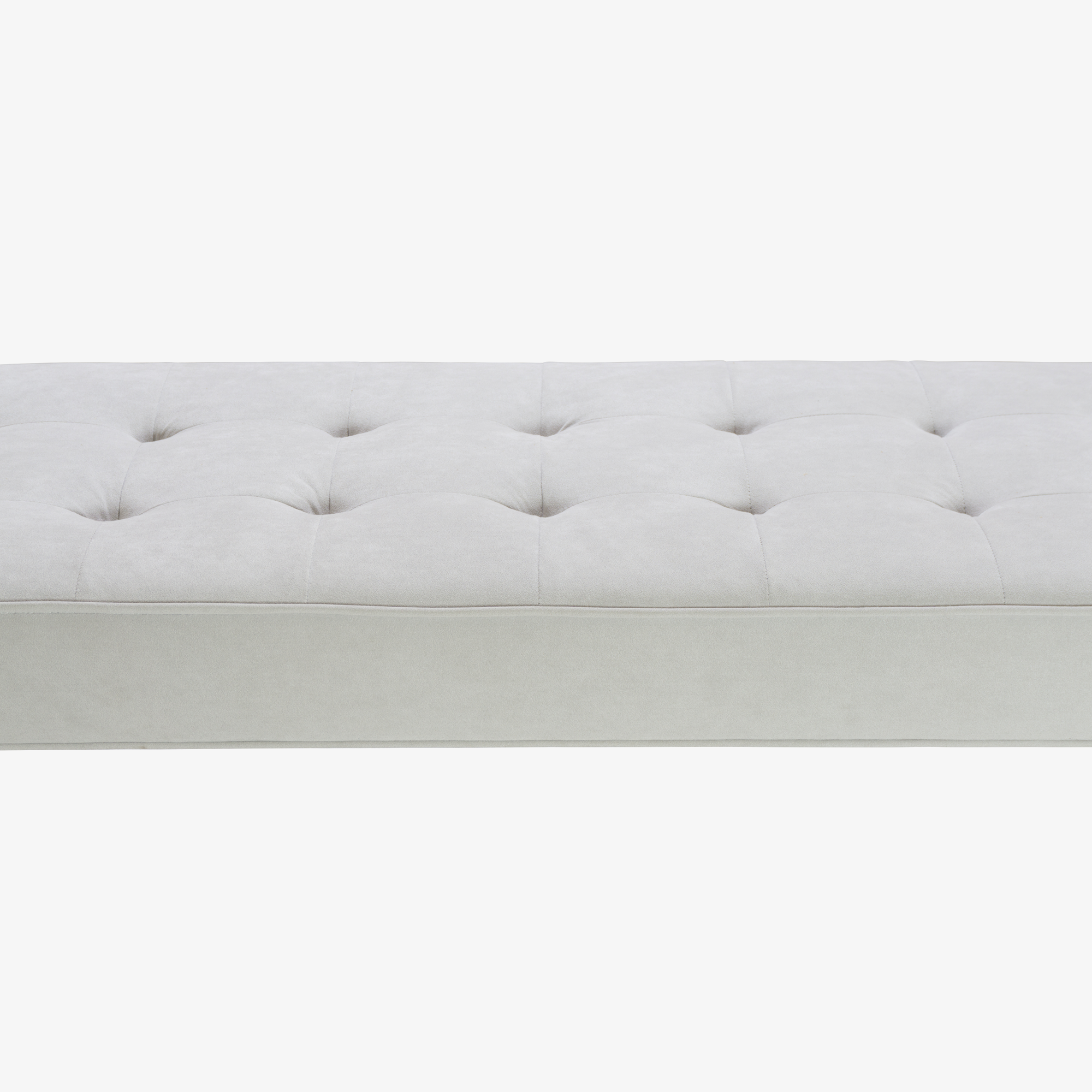 Astor 60%22 Tufted Brass Bench in Dove Luxe Suede (1 of 8)6.png