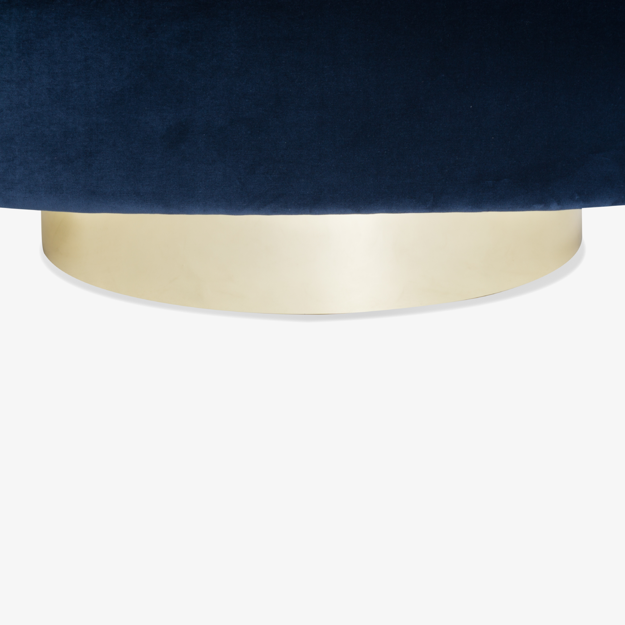 Swivel Tub Chairs in Navy Velvet with Polished Brass Bases, Pair9.png