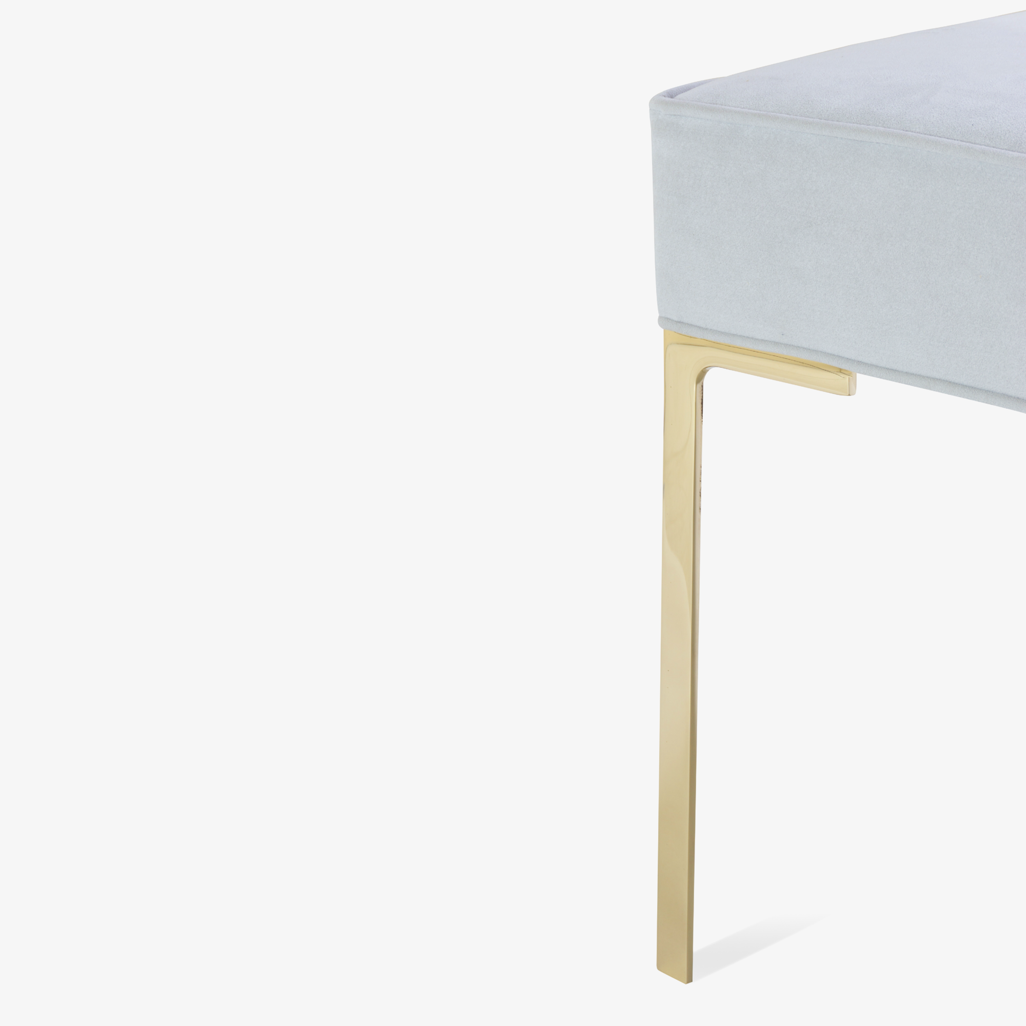 Astor 60%22 Brass Bench in Dove Luxe Suede7.png