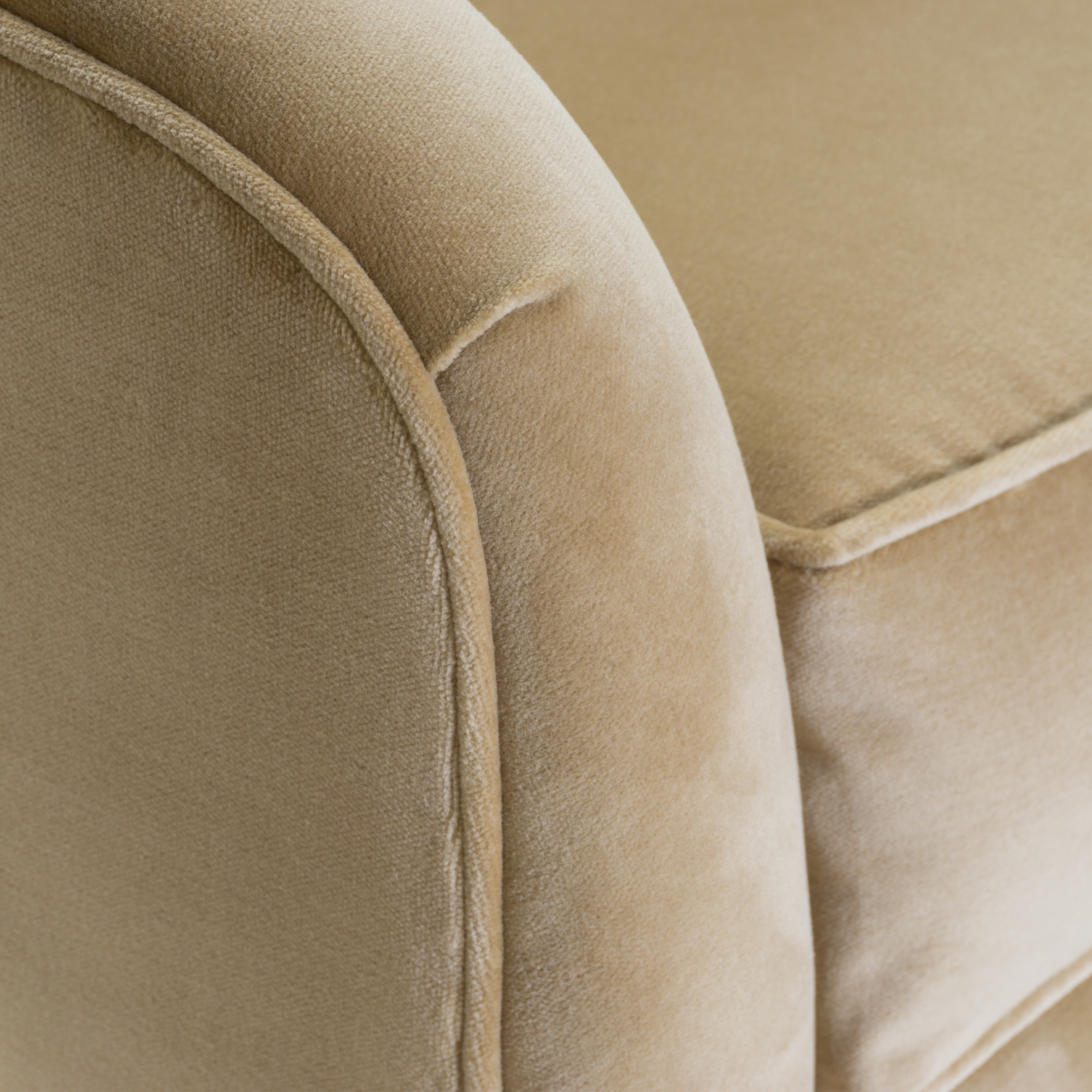 Swivel Tub Chairs with Brass Bases in Camel Velvet8.png