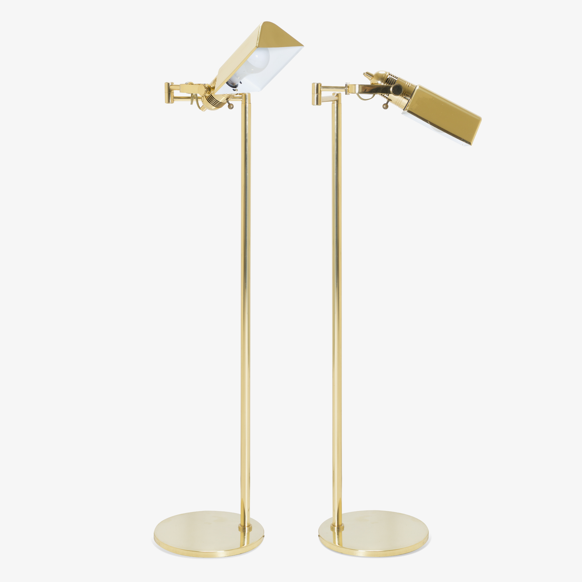 Brass Reading Lamps by Nessen, Pair2.png