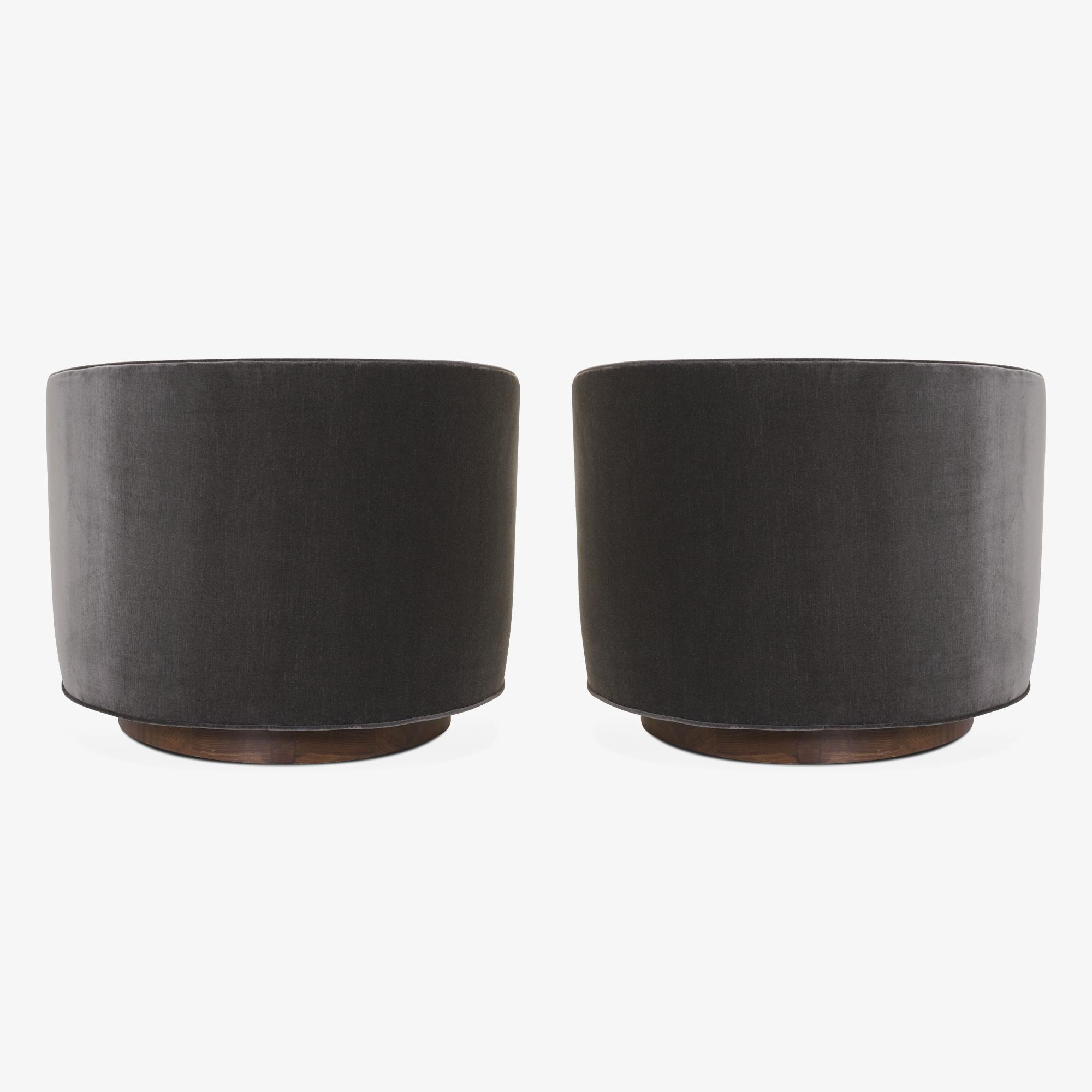 Swivel Tub Chairs in Shadow Velvet, Pair4.png