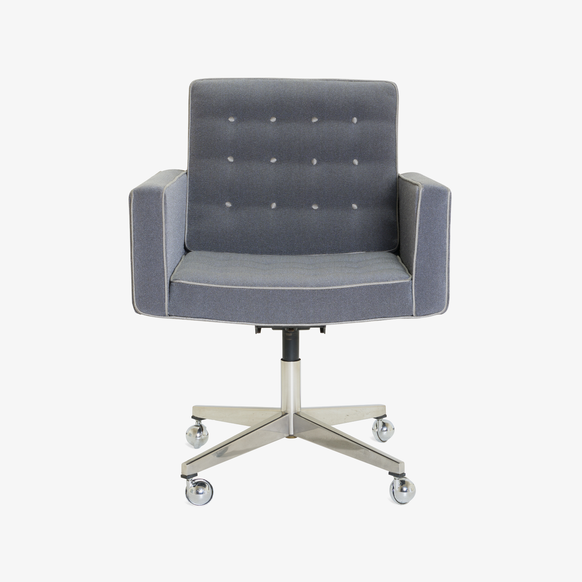 Executive Chair in Vintage KnollTextiles by Vincent Cafiero for Knoll.png