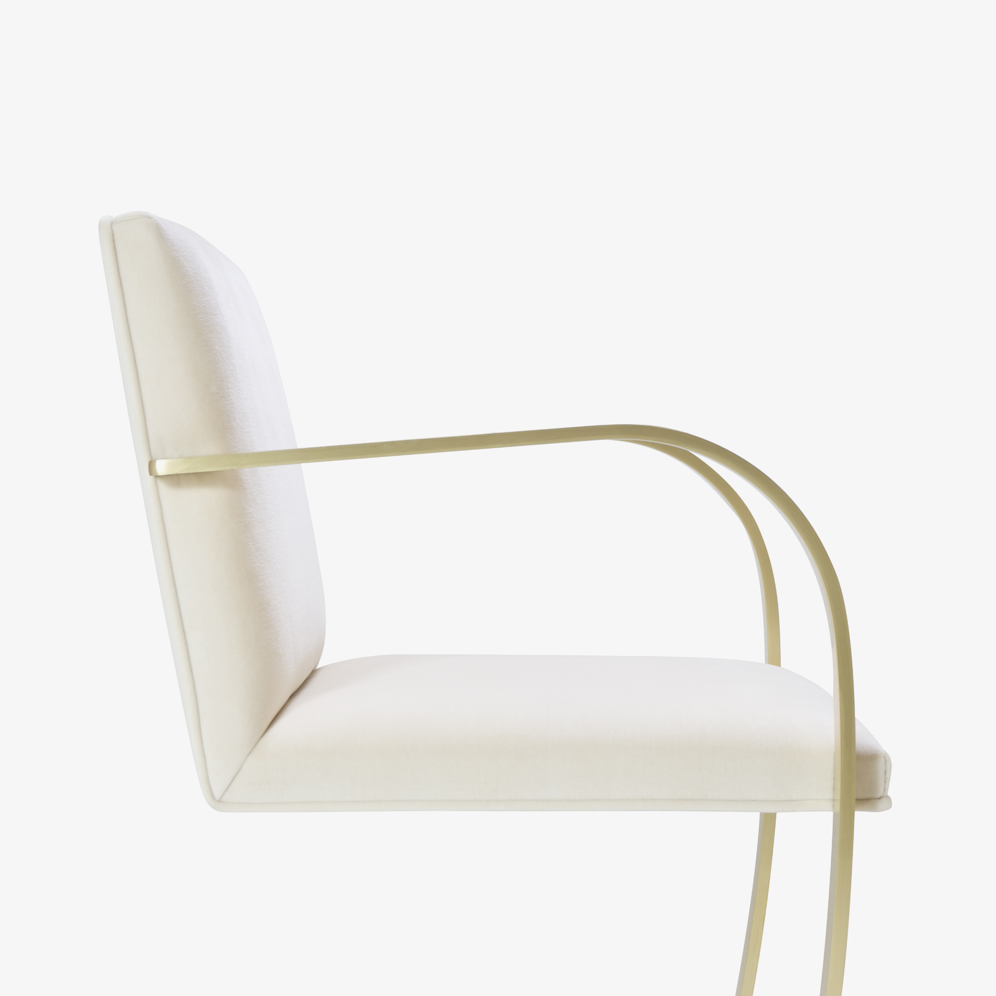 Brno Flat-Bar Chairs in Creme Velvet, Brushed Brass5.png