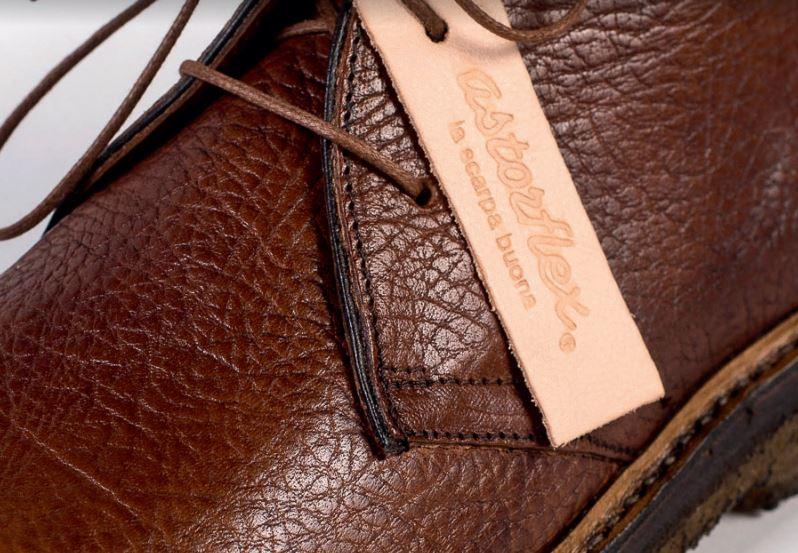 astorflex boots desert cuir semelles latex