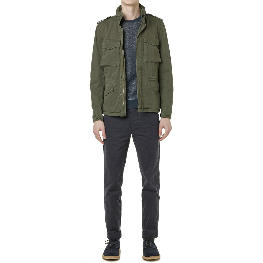 field jacket M65 VERT