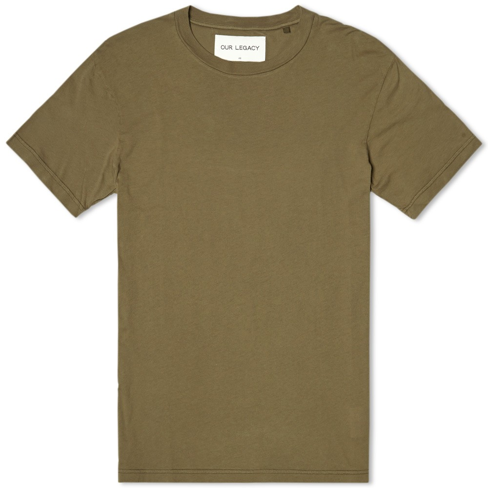 tee shirt vert militaire