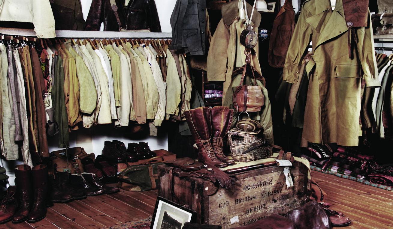 The Vintage Showroom à Londres