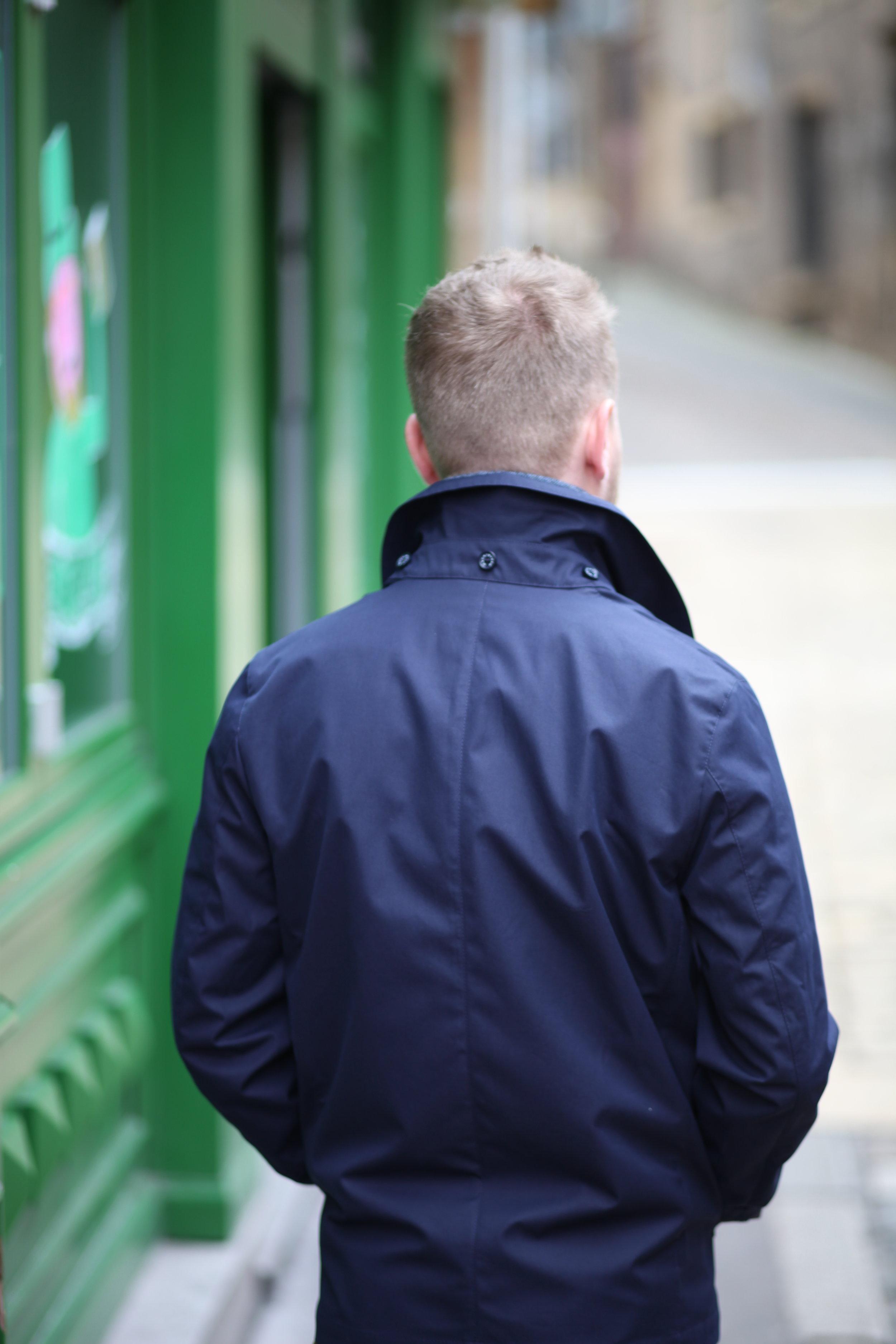 mackintosh imperméable paris test avis trench coat manteau