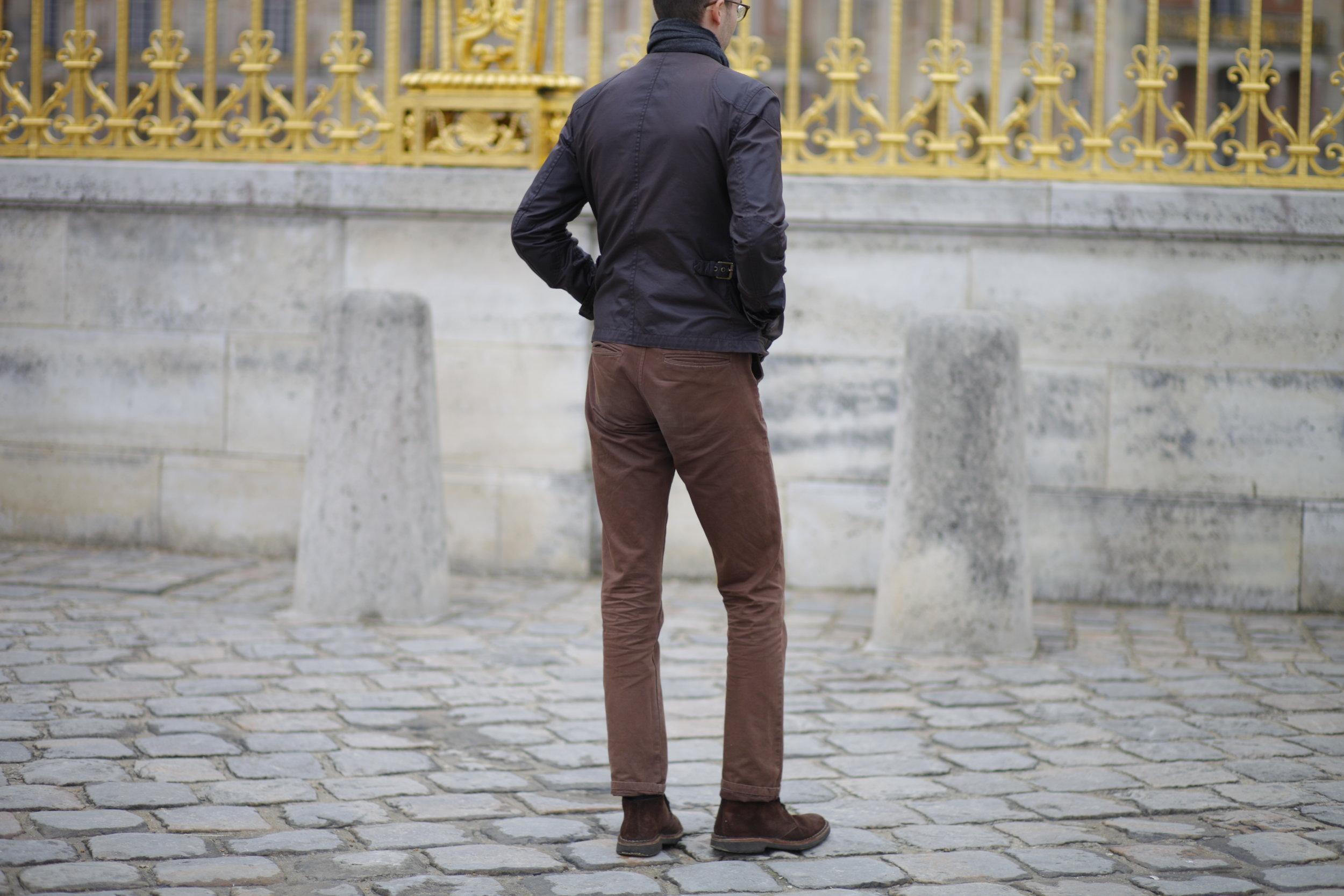 BELSTAFF LES INDISPENSABLES PARIS