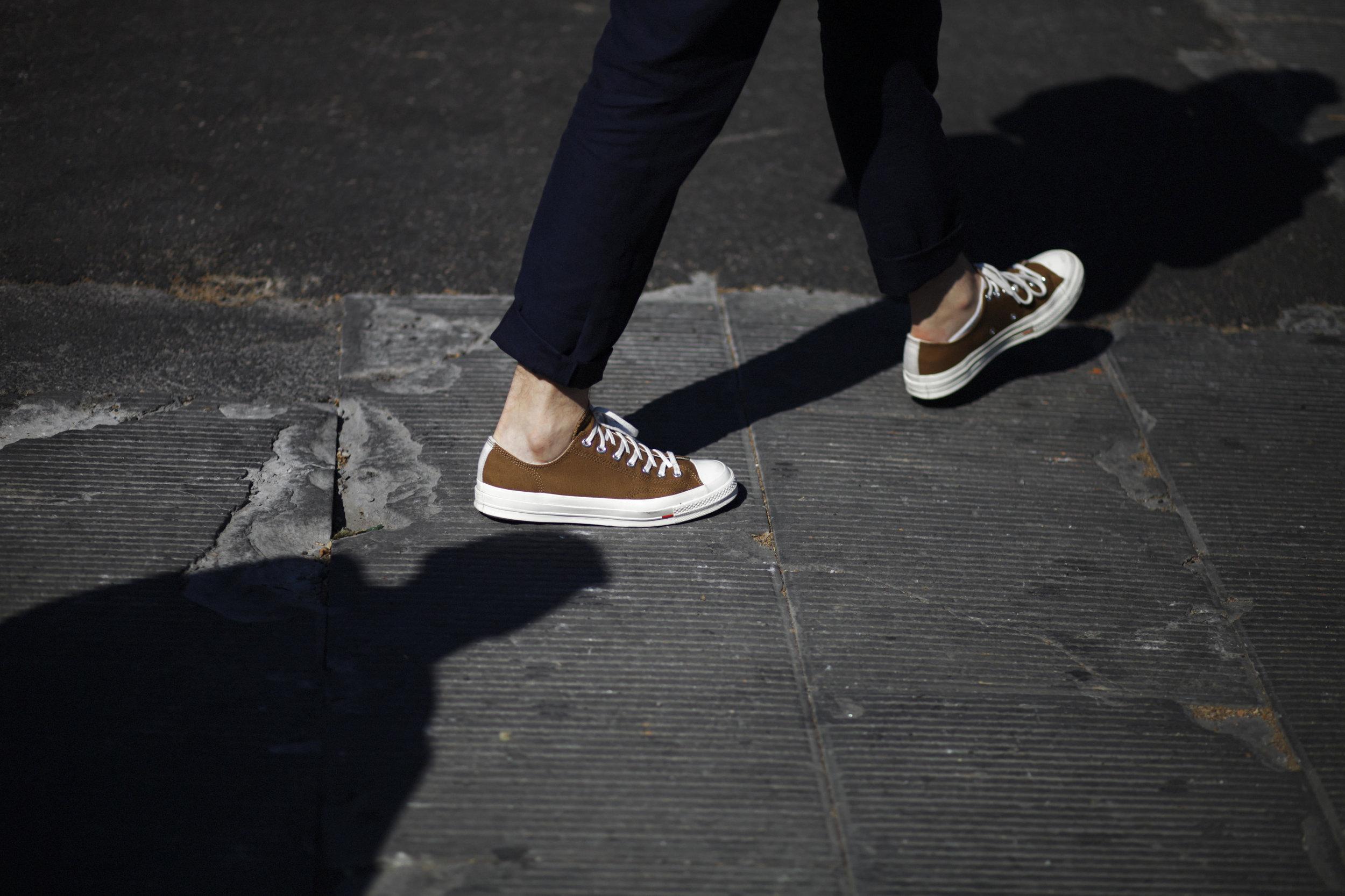 Pitti Uomo les indispensables paris 92 Florence shoes baskets