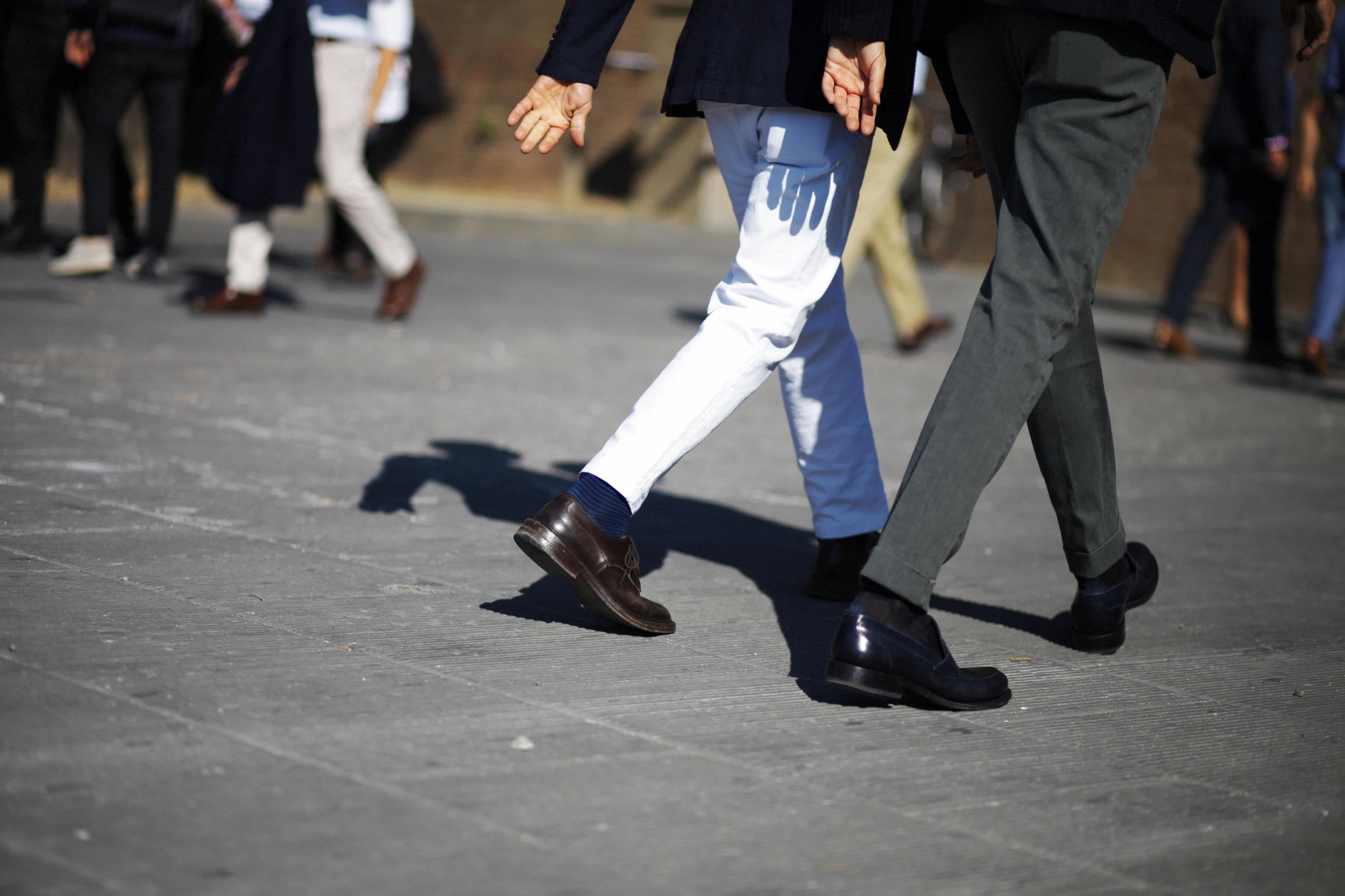 Pitti Uomo les indispensables paris 92 Florence shoes