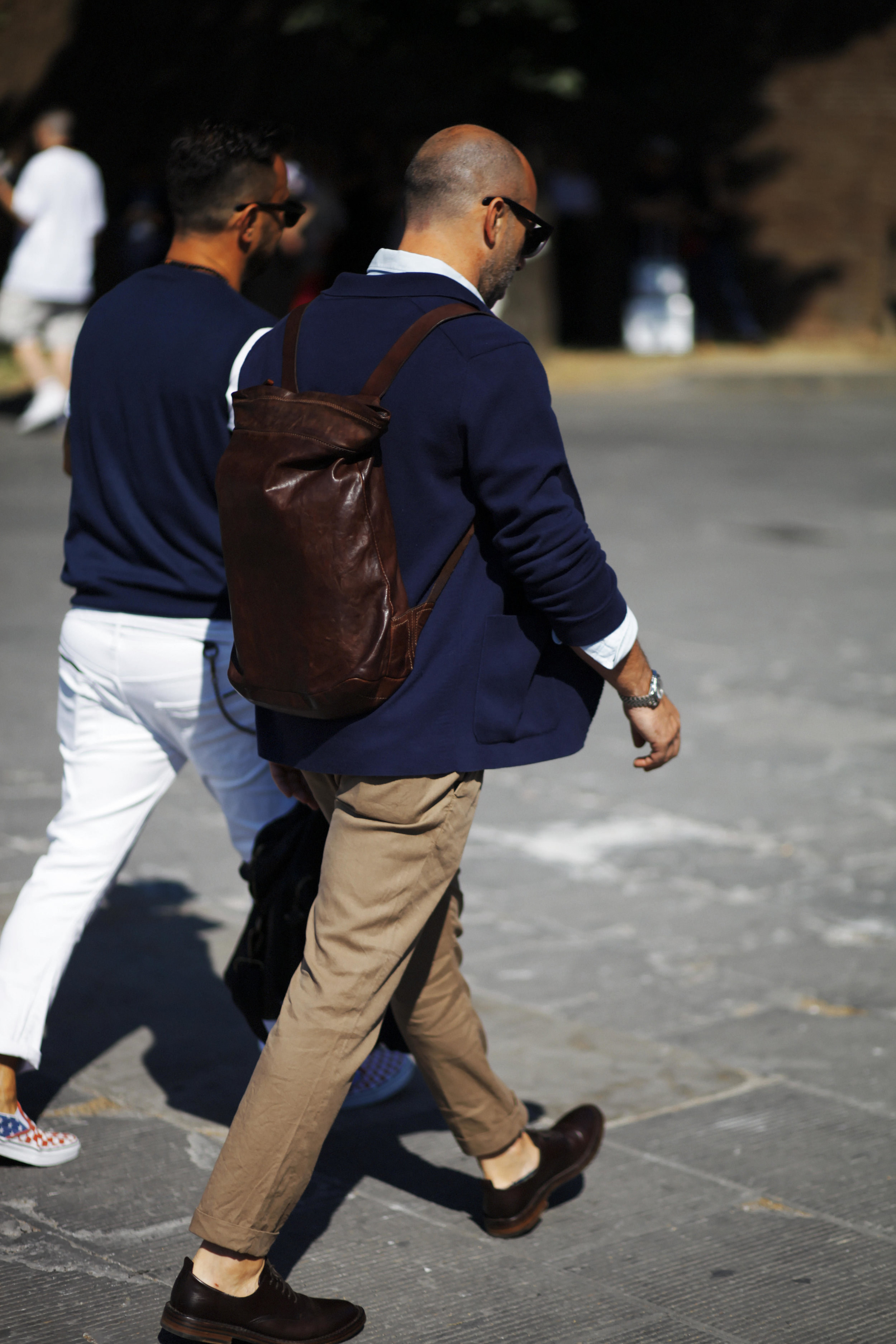 Pitti Uomo les indispensables paris 92 Florence sac bag