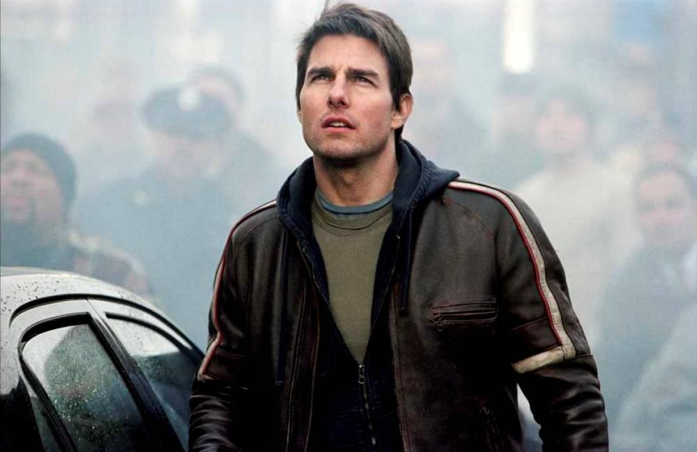 Tom Cruise dans la guerre des mondes