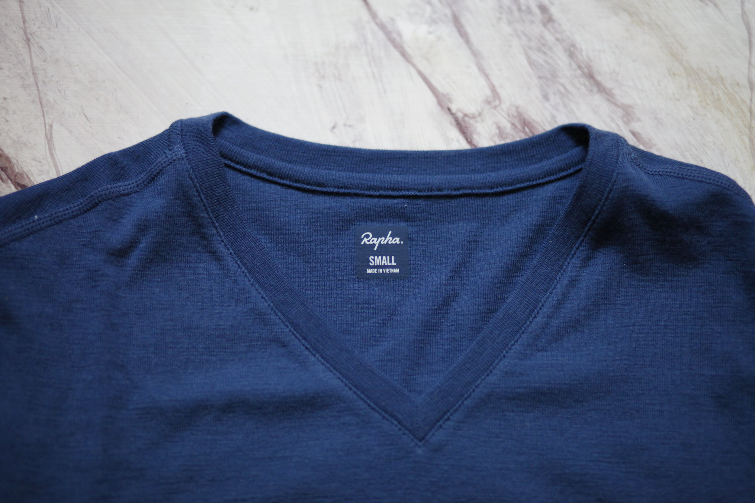 Rapha laine mérinos t shirt (3).JPG