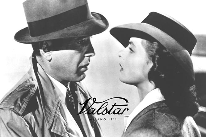 Humphrey Bogart dans le film Casablanca