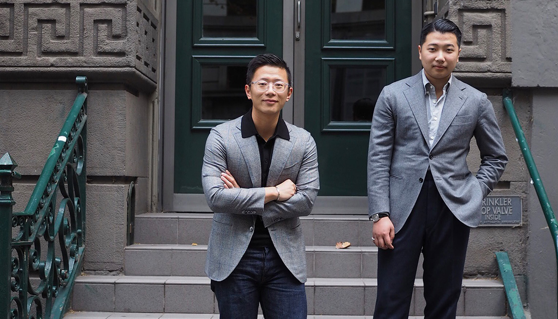 Jack Liang et Homie Yang / Photo de Theversatilegent.com