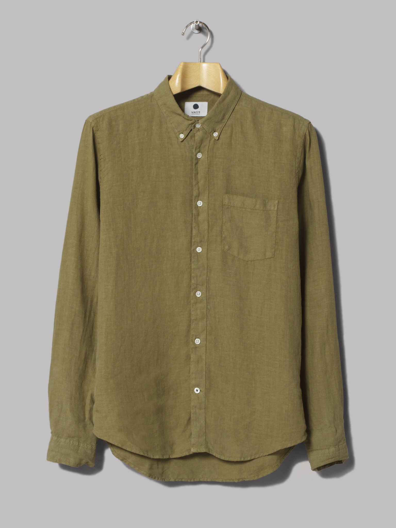 Chemise en Lin - Agréable à porter sans t-shirt quand il fait 40° à l'ombre