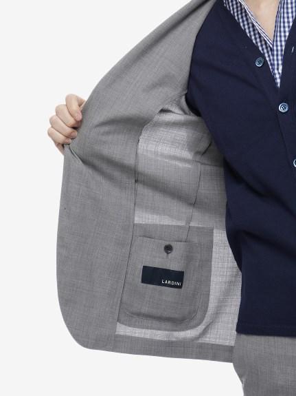 Costume Lardini en laine - On sent la légèreté du tissu