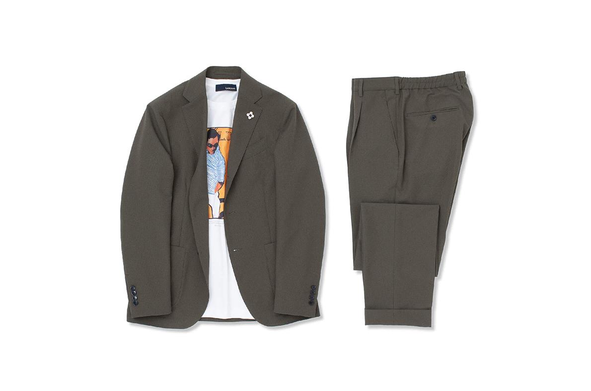 Gamme easy-to-wear - Lardini