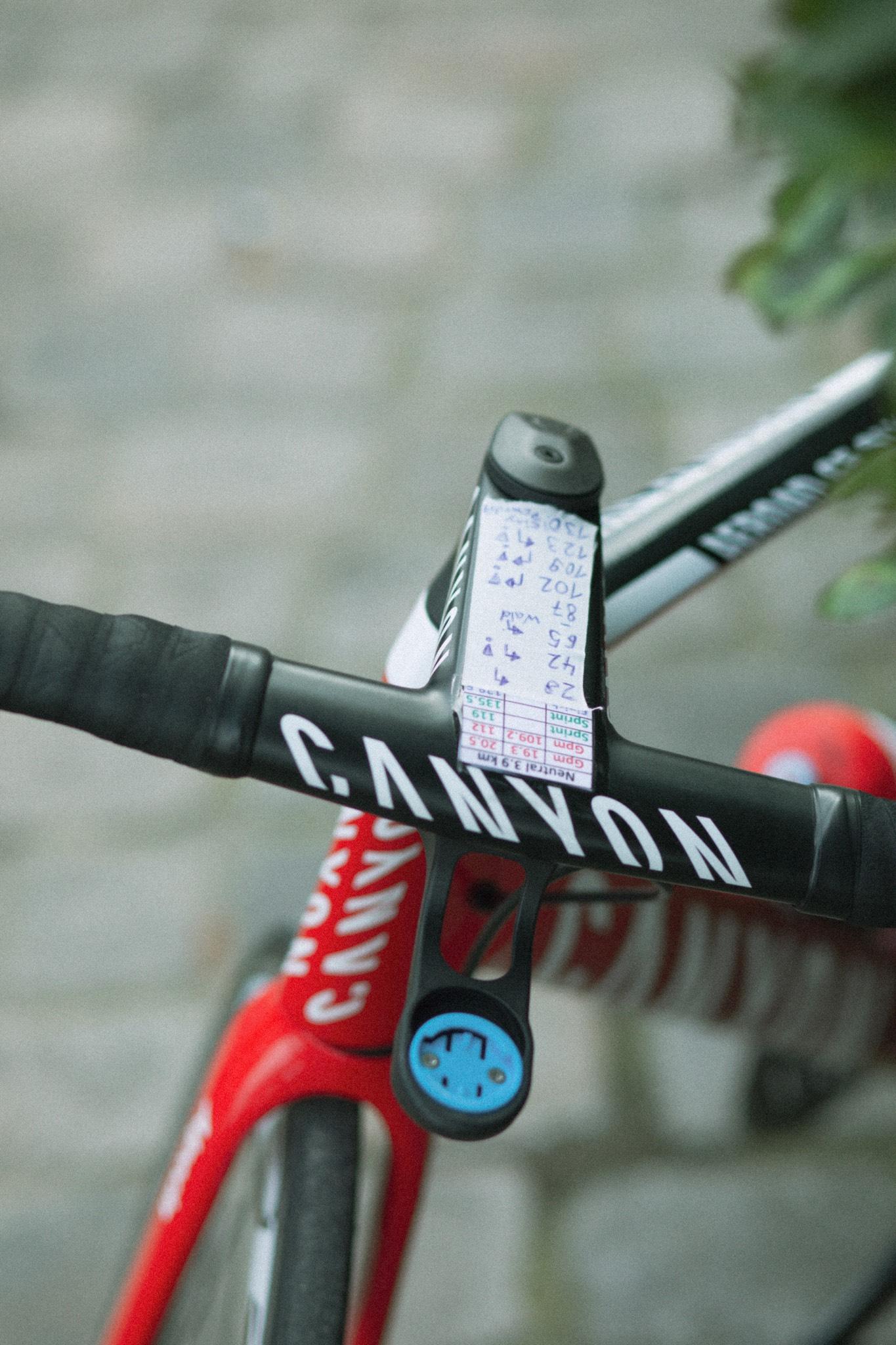 Le vélo de Marcel Kittel