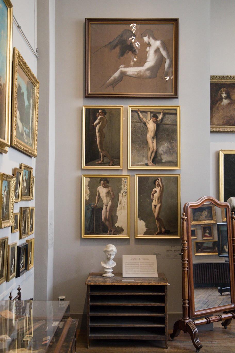 Musée jacques Henner