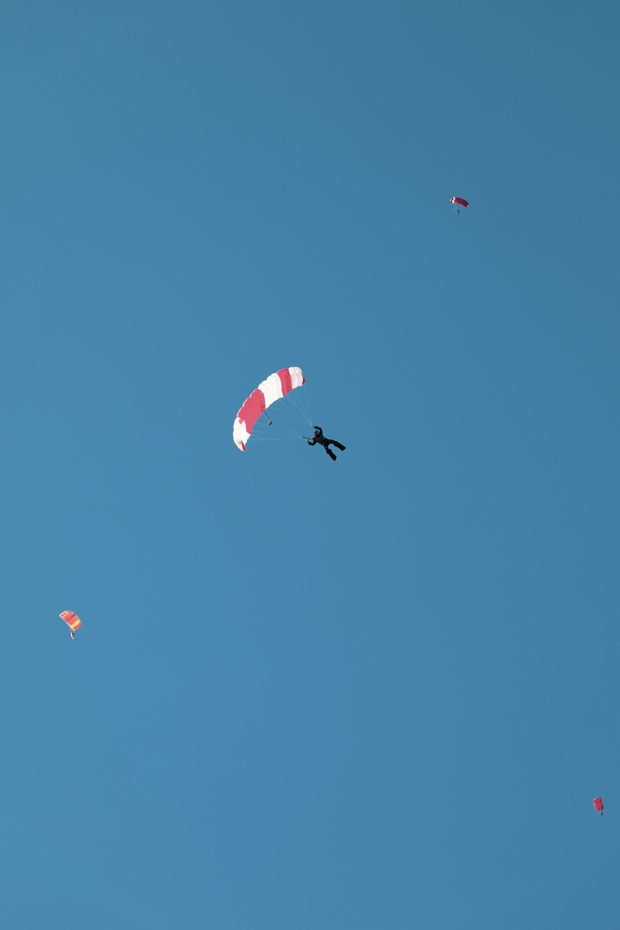 Fallschimrsportzentrum -Parachutisme