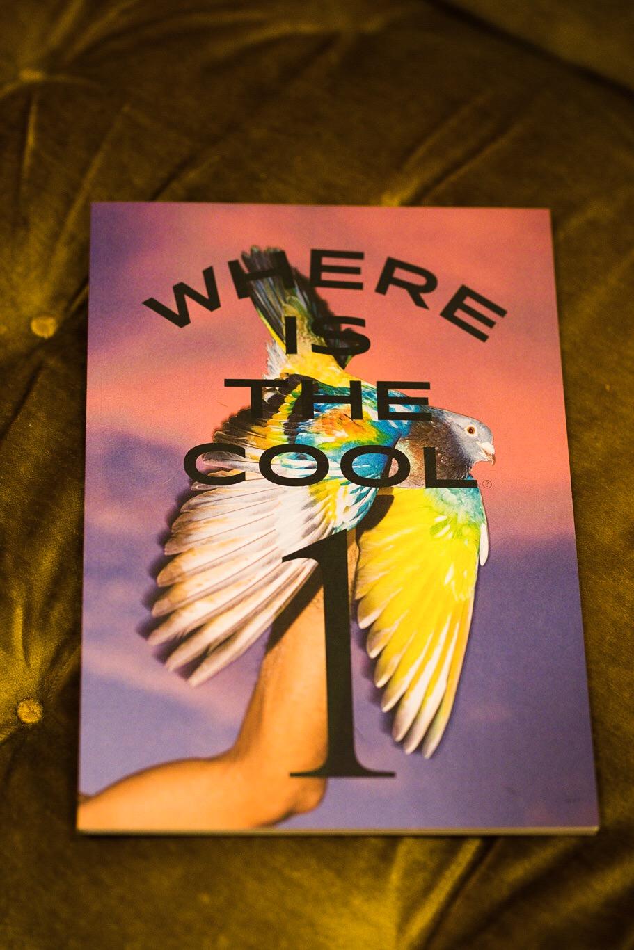 Where is the cool magazine - Le complément papier du très bon blog Whereisthecool