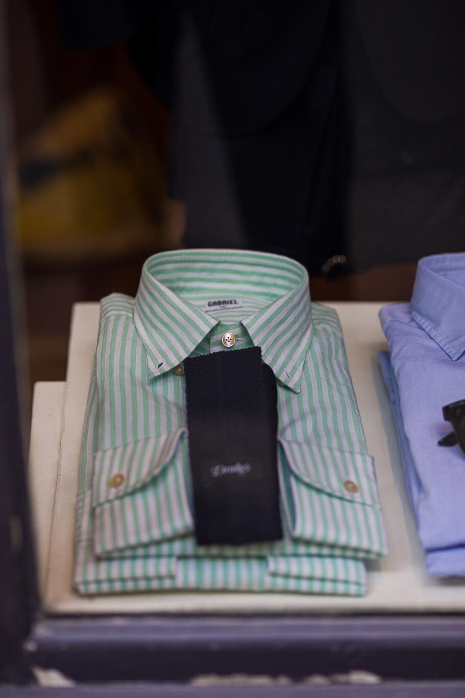 Chemises Maison Gabriel