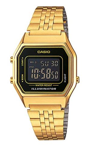 Casio LA680WEGA - Modèle de la collection Femme