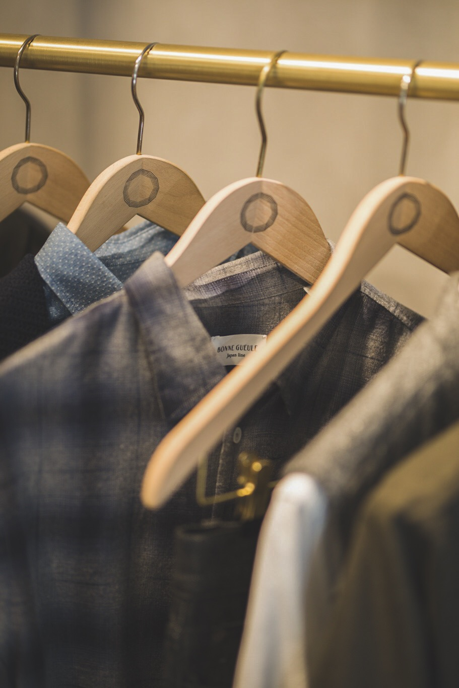 Bonne Gueule Shop Marais boutique