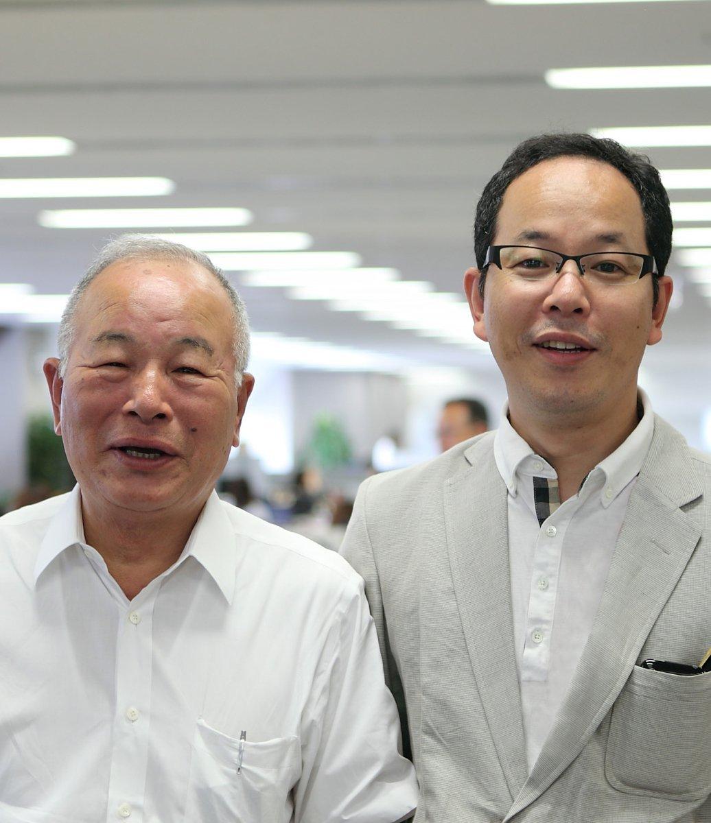 Père et fils - Tabio