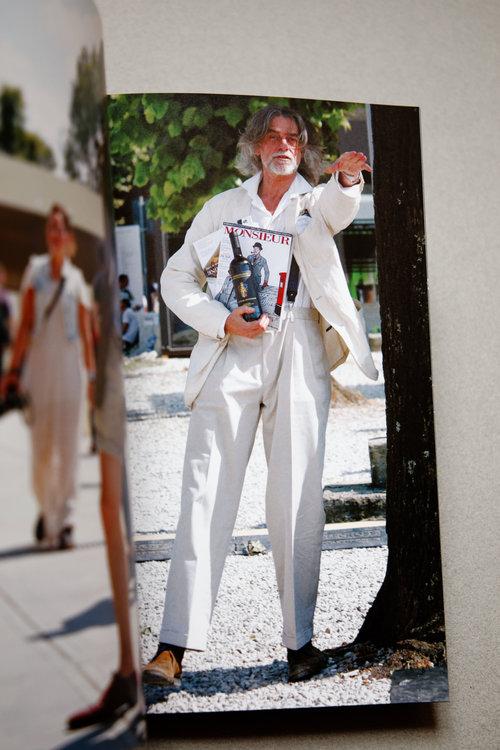 Glober Snap 2013 - Un magazine Monsieur au Pitti !